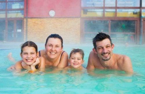 Gorące źródła- korzyści zdrowotne z kąpieli