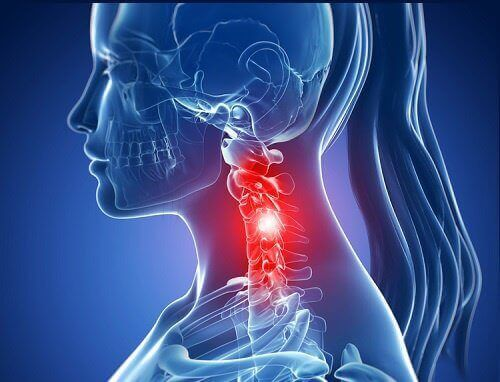 Ból kręgów szyjnych – 4 proste ćwiczenia