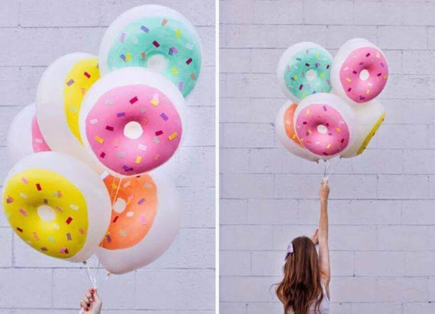 balony impreza