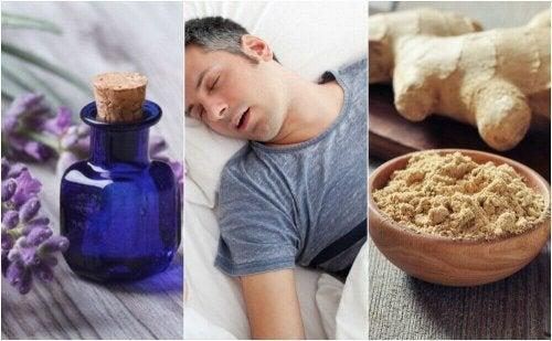 Bezdech senny - zwalcz go za pomocą 5 naturalnych lekarstw