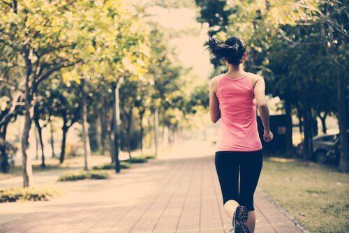 Bieganie sport na hemoroidy