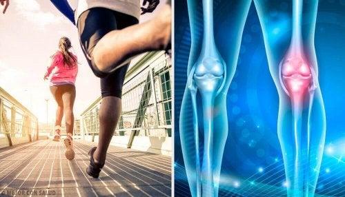 Ból kolana - codzienne nawyki, które go powodują