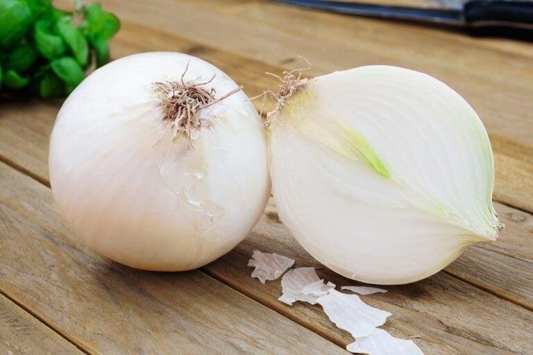 Dwie cebule.
