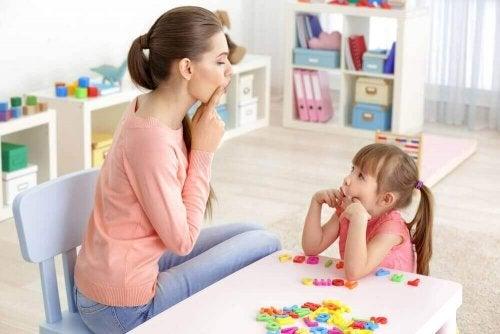 Trudności językowe u dzieci – 6 ćwiczeń