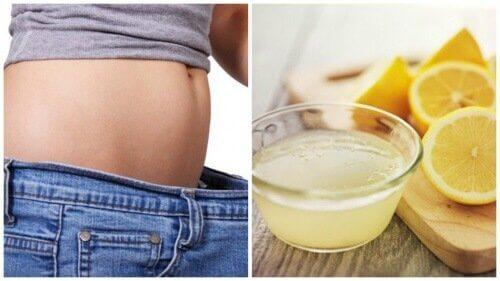 Zalety cytryny – poznaj jej odchudzające właściwości