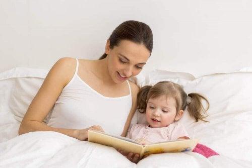 Czytanie dziecku a Zaburzenia mowy