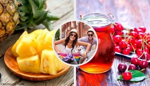 Dieta na poprawę humoru? – 10 produktów szczęścia