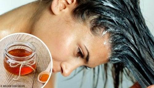 Zdrowe włosy – 7 domowych sposobów