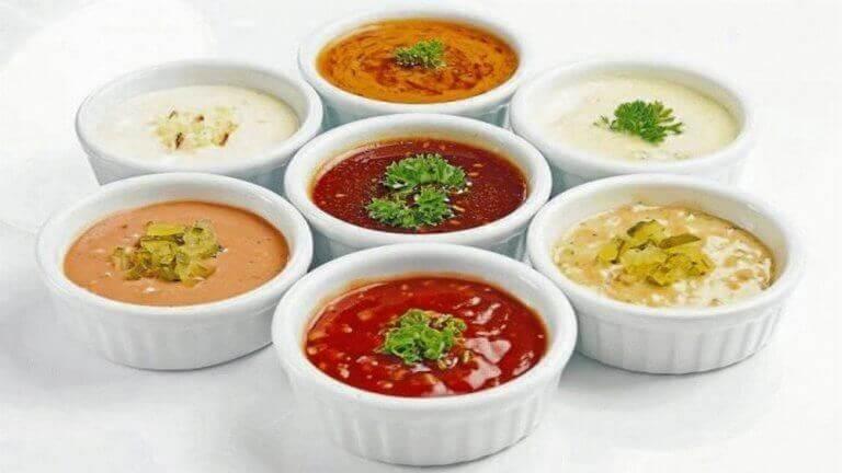 sosy sałatkowe a wysoki cholesterol