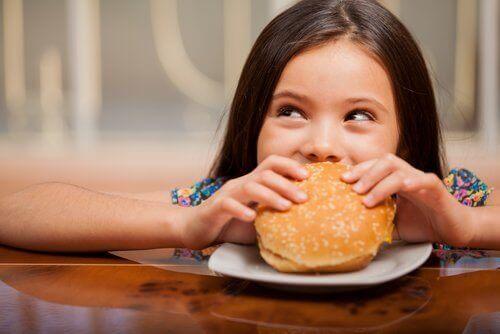 Zaburzenia przyjmowania pokarmu