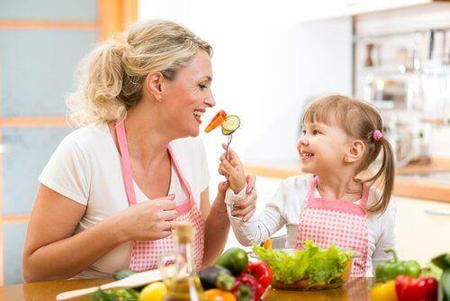 Wspólne przygotowanie posiłków