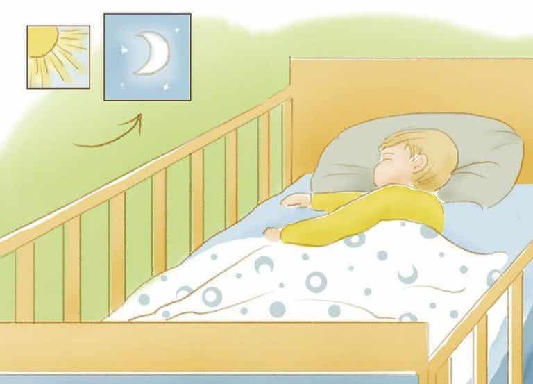 Spraw, by dziecko spało całą noc! Wskazówki