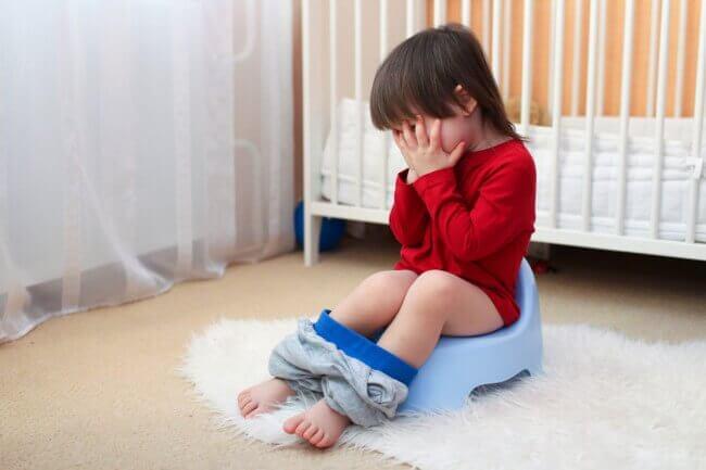 biegunka może być objawem grypy jelitowej