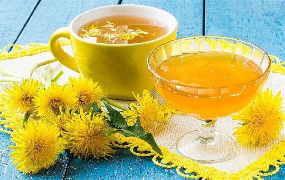 Herbata z mniszka na niedoczynność tarczycy