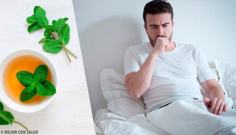 Herbatka na kaszel – 5 ziół, które go złagodzą