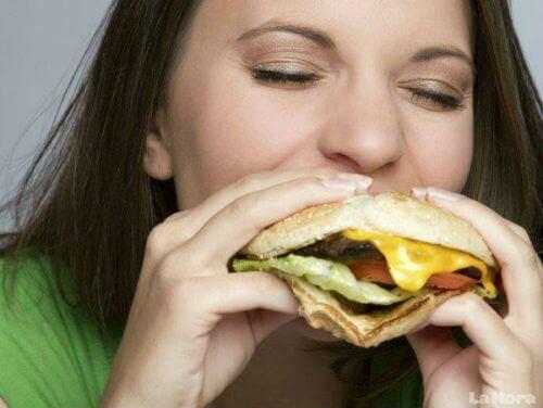 Nawyki żywieniowe.
