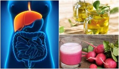 Stłuszczenie wątroby – 5 naturalnych sposobów leczenia