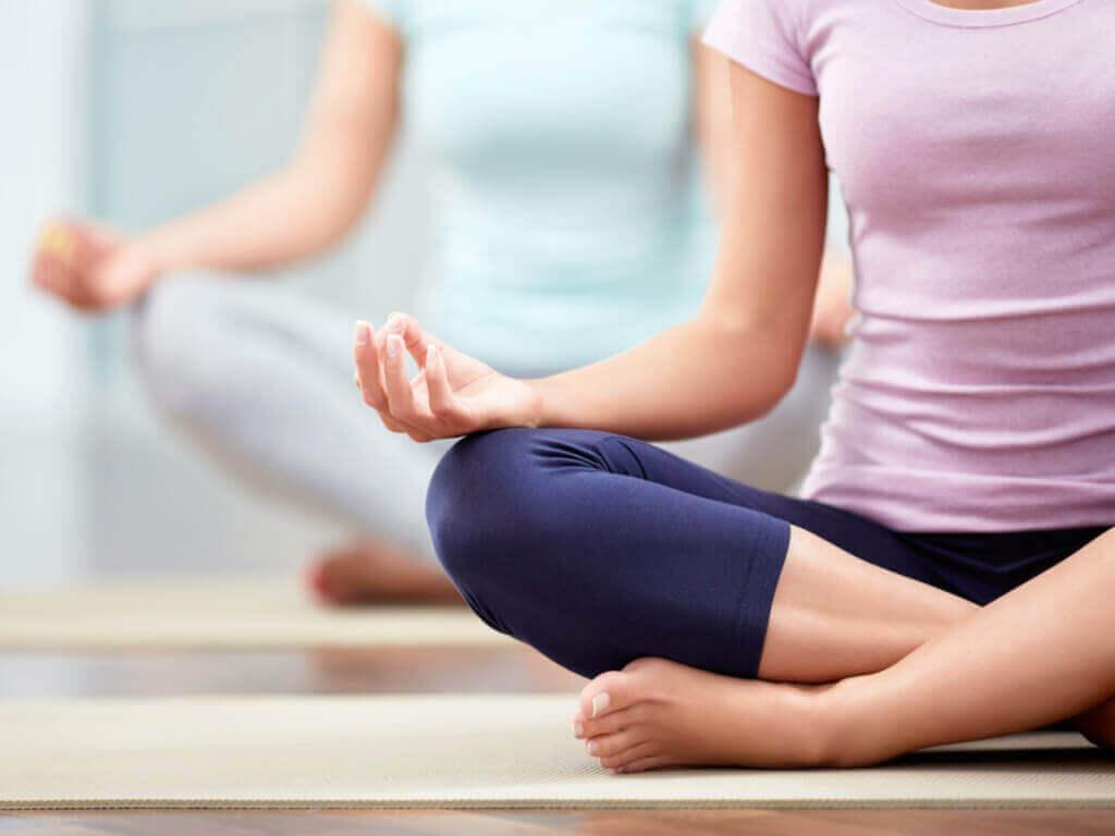 Medytowanie - joga