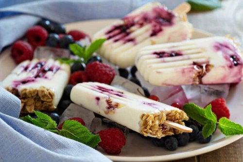 Mrożony jogurt – 3 najlepsze sposoby przyrządzenia