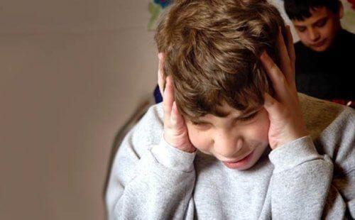 Napady gniewu dziecko złości się