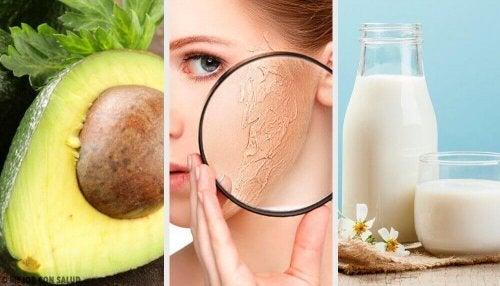 Sucha skóra – 10 domowych produktów nawilżających