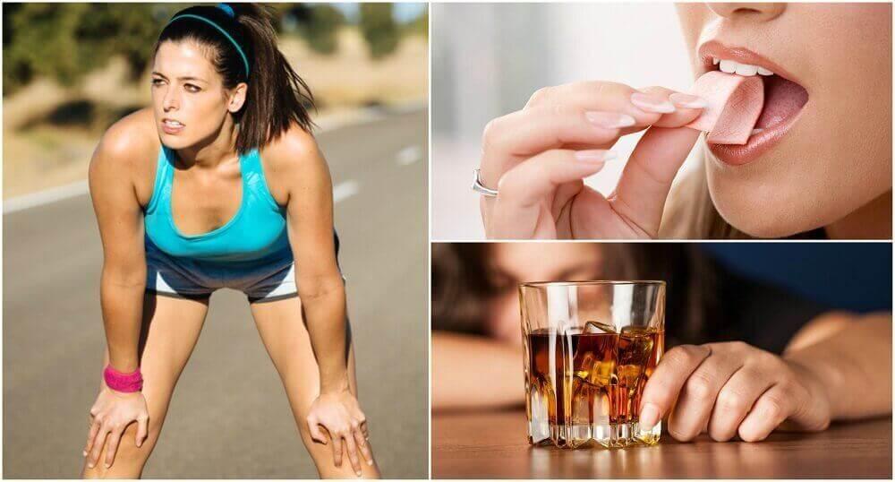 Pusty żołądek – 7 rzeczy, których nigdy nie powinniśmy robić