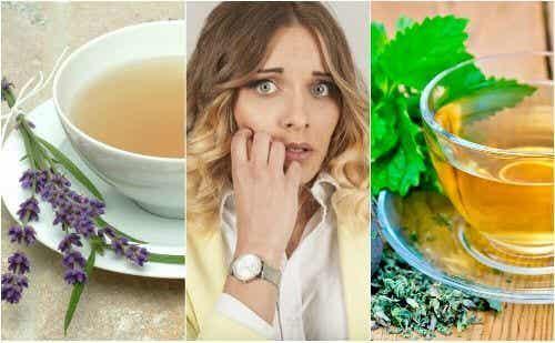 Nerwy - odzyskaj spokój dzięki 5 ziołowym produktom