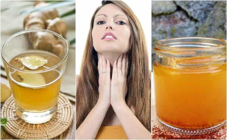 Niedoczynność tarczycy - 5 herbatek ziołowych kontrolujących objawy
