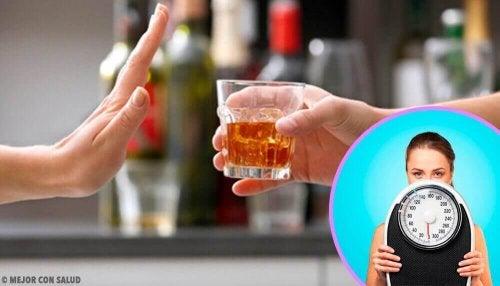 Alkohol – czy trzeba go odstawić przy odchudzaniu?