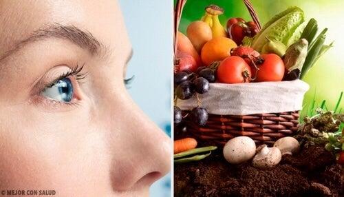 Zdrowy wzrok – 10 produktów na prawidłowe widzenie
