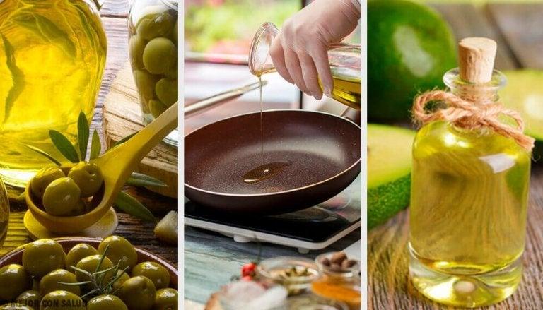 Jaki olej jest najzdrowszy do smażenia?