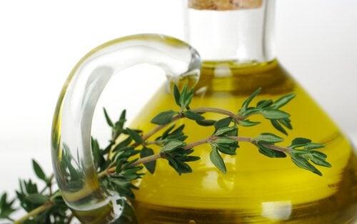 olejek eteryczny a grzybicze zakażenie paznokci