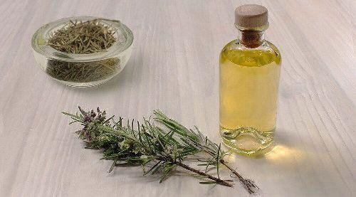 Olejek z rozmarynu składnik balsam