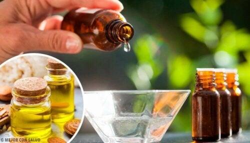 Olejki eteryczne w leczeniu neuropatii
