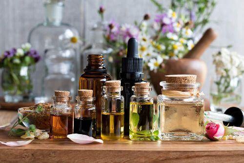 Olejki eteryczne na bóle głowy