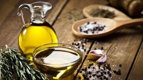 Pokarmy, które poprawią koncentrację- oliwa