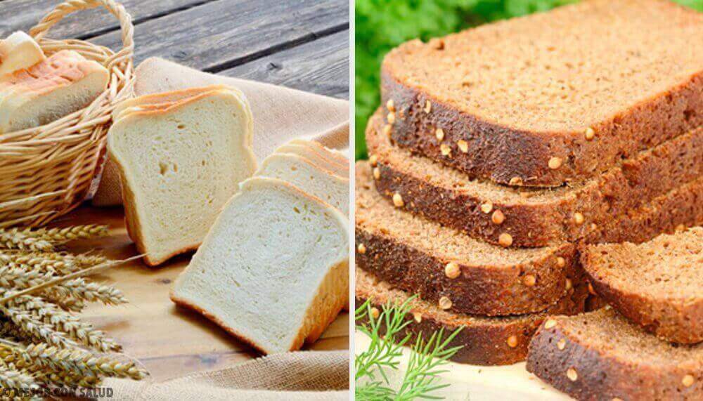 Chleb pełnoziarnisty.