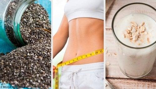 Pokarmy spalające tłuszcz – 6 produktów roślinnych