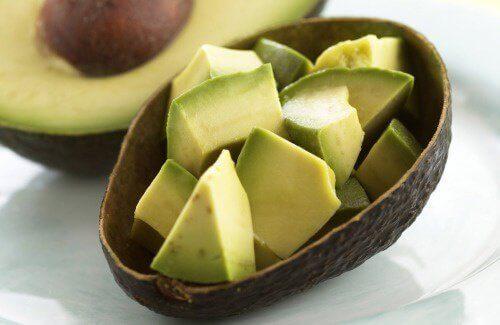 Awokado - owoce i warzywa zapobiegające nowotworom