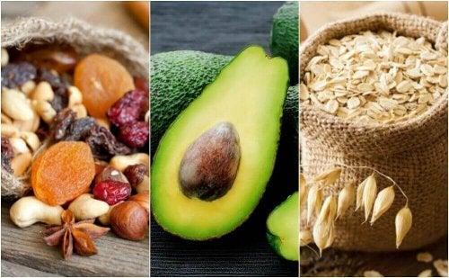 Zdrowy cholesterol - wzmocnij go tymi 6 produktami