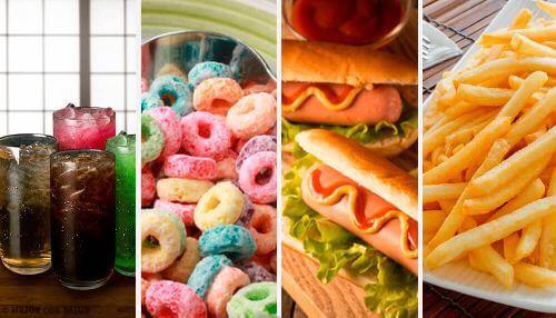 Produkty spożywcze, których powinieneś unikać