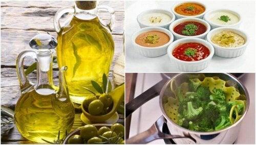 Cholesterol – 6 trików kuchennych na jego obniżenie