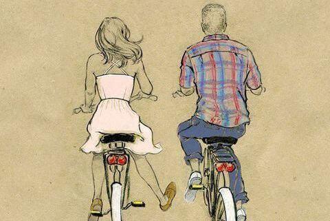 Rower to nietypowa ale bardzo efektowna ozdoba pokoju.