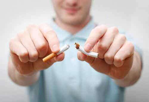 Głód nikotynowy - 5 naparów na jego pozbycie