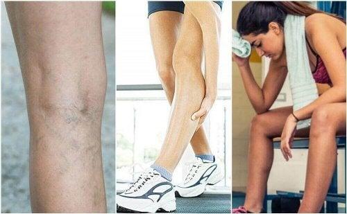Najczęstsze przyczyny skurczów mięśni