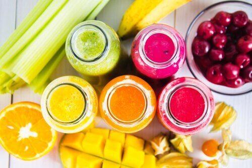 Smoothies – kolorowe i zdrowe od poniedziałku do niedzieli!