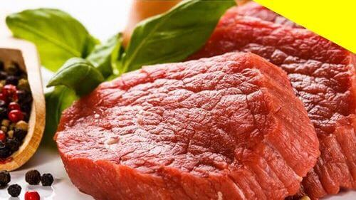soczysty kawałek mięsa