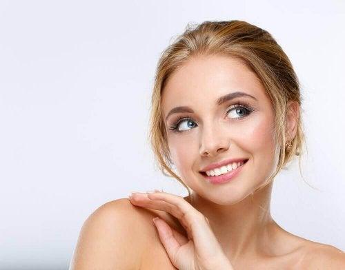 Sekrety urody - złuszczanie skóry