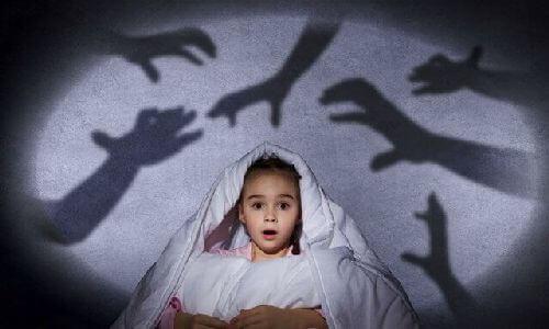 Strach przed ciemnoscią