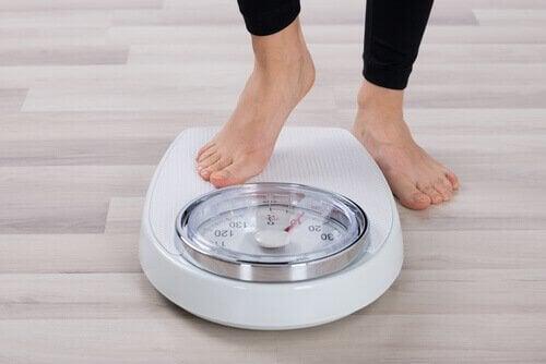 kontrolowanie wagi